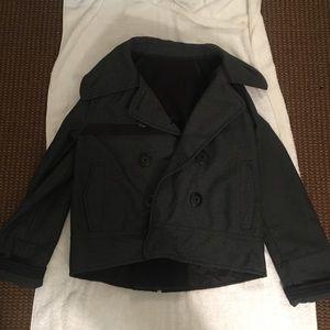 Lululemon Jacket peacoat